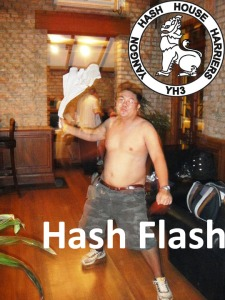 Dr No - Hash Flash