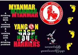 Yangon Hash House Harriers