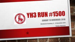 YH3 Run