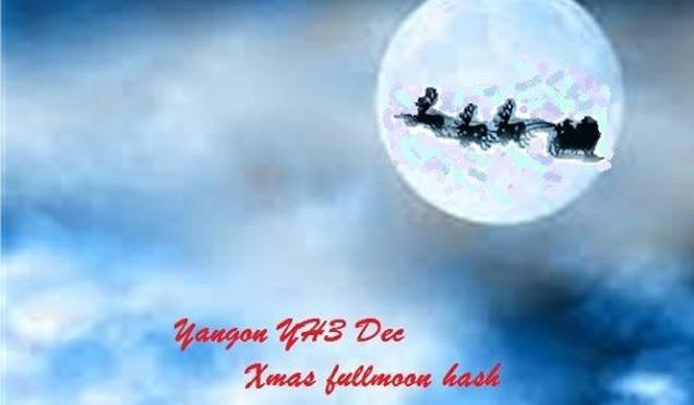 Full Moon Hash #157 – Dec 14th