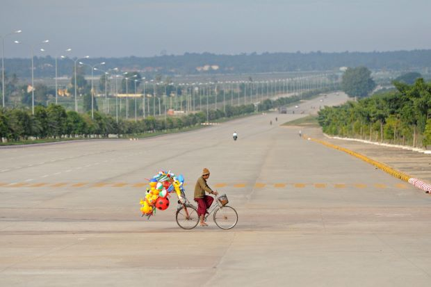 Nay Pyi Taw Weekend (Sep 2018)