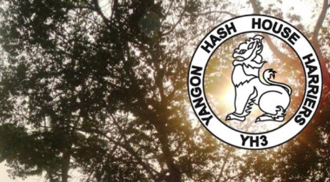 Hash Run No. 1636 – Up the Creek Run (11th May 2019)